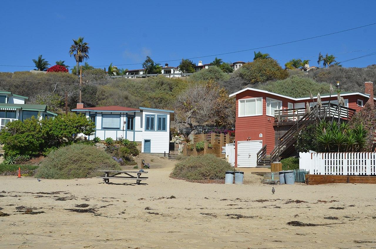 Crystal Cove Beach Cottages Newport Beach Ca