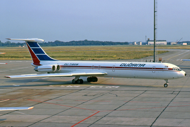 Cubana de Aviacion 소속 9646편
