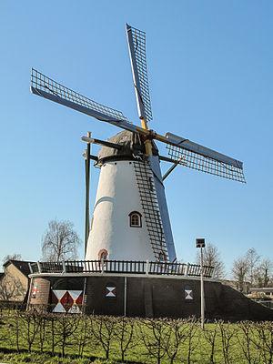 Cuijk - Image: Cuijk, molen foto 8 2011 03 08 10.59