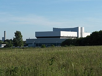 Culham Centre for Fusion Energy - Culham Science Centre