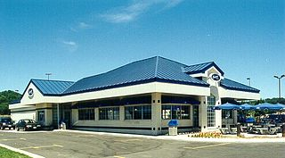 Culvers Fast casual restaurant chain in the United States