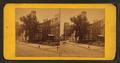 Culver City Row. Howard Street, Baltimore, from Robert N. Dennis collection of stereoscopic views.png