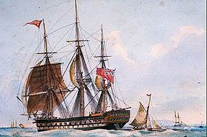 Cumberland (1802 EIC ship) - Cumberland