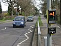 Cycleway crossing, Myton Road - geograph.org.uk - 1337654.jpg