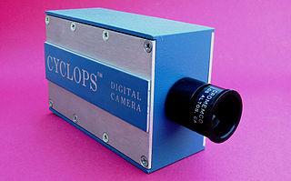 Cromemco Cyclops Digital Camera