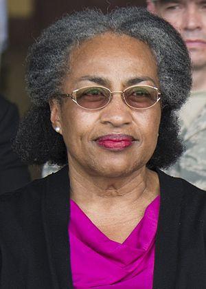 United States Ambassador to Gabon - Image: Cynthia Akuetteh 2016 (cropped)