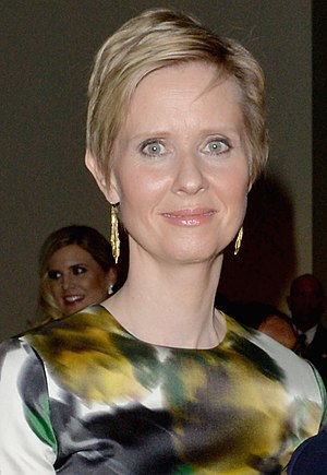 Cynthia Nixon - Nixon in May 2014