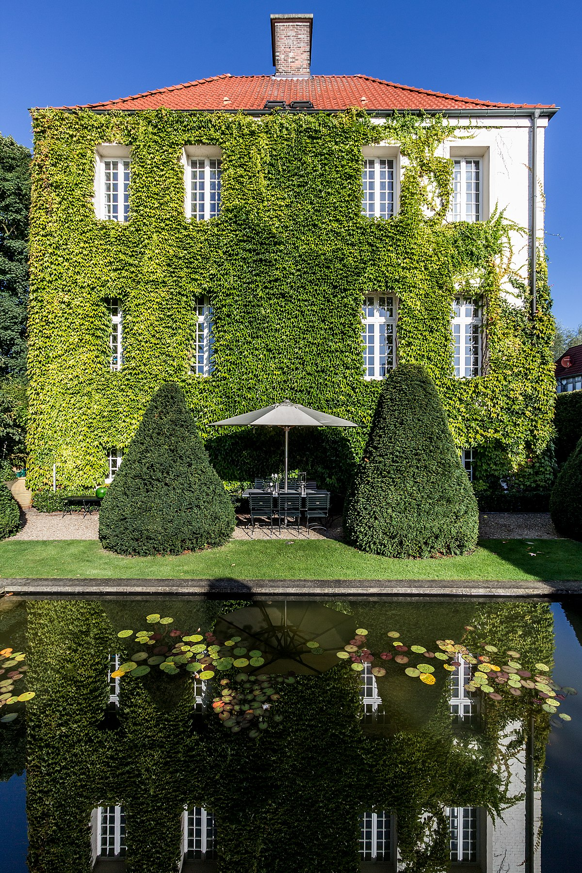 Haus osthoff wikipedia - Beruhmte architekten des 21 jahrhunderts ...