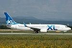 D-AXLE (cn 30724 2286)Boeing 737-8Q8 XL Airways (32245669947).jpg