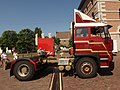 DAF FT 2805 DKS 325Scania LBS 7631 (1975), Dutch licence registration BR-XN-98 pic2.JPG