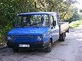 DAF pick up Wustrow, RDG Kennzeichen,Sept 2010 - Flickr - sludgegulper.jpg