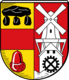 Coat of arms of Hüven