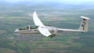 DG Flugzeugbau DG-1000 - The Akaflieg Karlsruhe DG-1000J