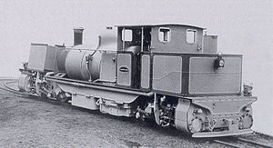 DHR D Class - Beyer-Peacock works photo