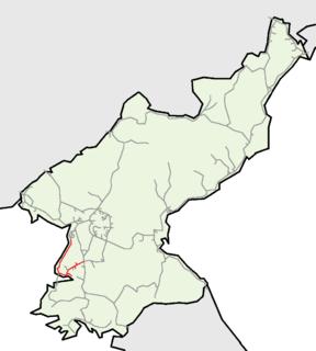 Pyongnam Line