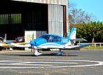 DR400 at Gaillac airfield..JPG