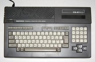 Daewoo Electronics - Daewoo CPC-300E.
