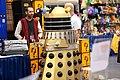 Dalek cosplayer (29896193313).jpg