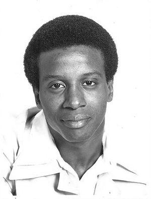 Lionel Jefferson - Image: Damon Evans 1977