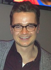 Description de l'image Dan Byrd 2012.jpg.
