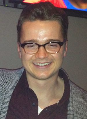 Dan Byrd - Dan Byrd in February 2012