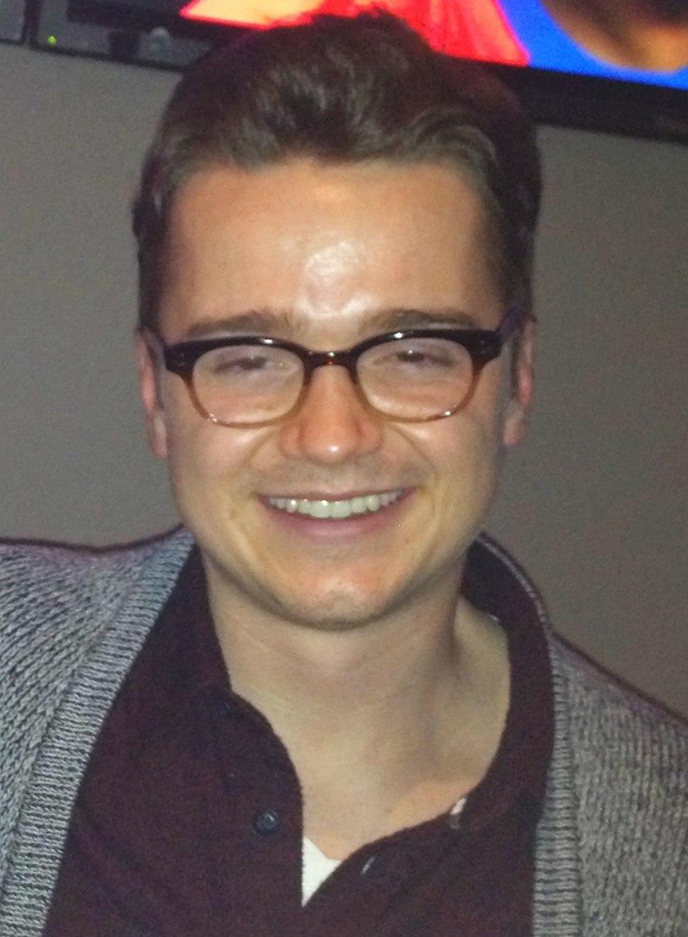 Dan Byrd 2012