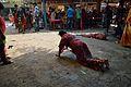 Dandi Performance around Panchananda Mandir - Narna - Howrah 2014-04-14 0306.JPG