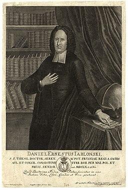 Daniel Ernest Jabłoński