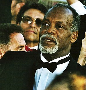 English: Danny Glover at the Cannes Film festival.