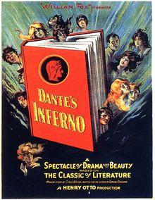 La infero de Danto (1924) - filmoposter.jpg