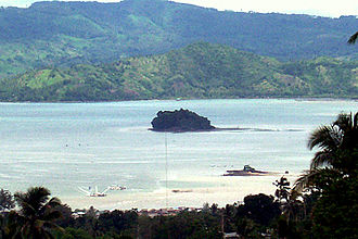 Zamboanga del Sur - Dao Dao islands within the Yllana Bay