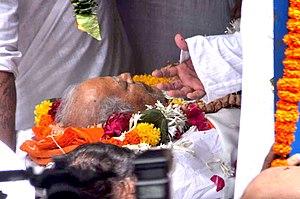 Dara Singh - Dara Singh's funeral