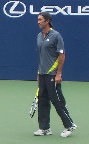 Darren Cahill - Image: Darren Cahill Picture