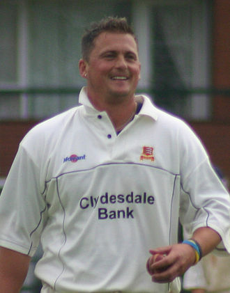 Darren Gough - Gough in 2005
