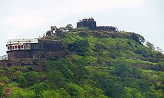 Daulatabad Fort a view.JPG