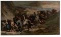 Daumier - Die Flüchtlinge, um 1848-1852.png