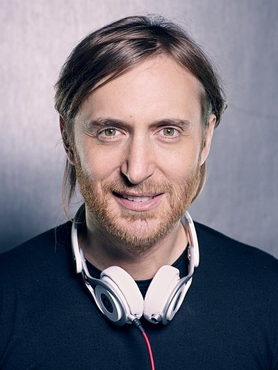 Picture of a band or musician: David Guetta