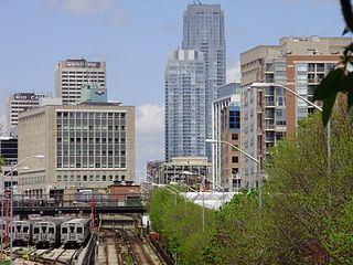 Yonge–Eglinton Neighbourhood in Toronto, Ontario, Canada