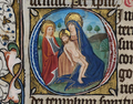 De Grey Hours f.96.v Pietà, Virgin and Crucified Christ.png