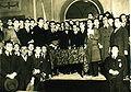 Decano Palacios y Estudantes de derecho 1930.JPG