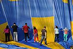 Deflating a hot air balloon 1.JPG