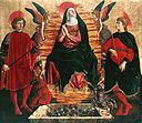 Del Castagno Andrea Our Lady of the Assumption with Sts Miniato and Julian.jpg