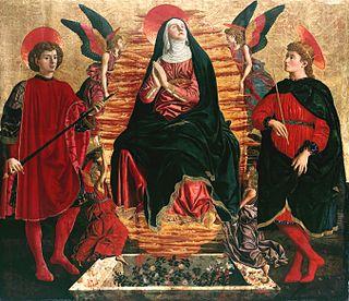 <i>Assumption of the Virgin</i> (Andrea del Castagno)