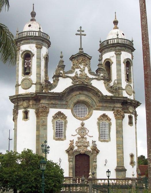 Del rei igreja