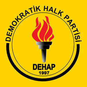 Democratic People's Party (Turkey) - Image: Demokratik Halk Partisi (DEHAP)