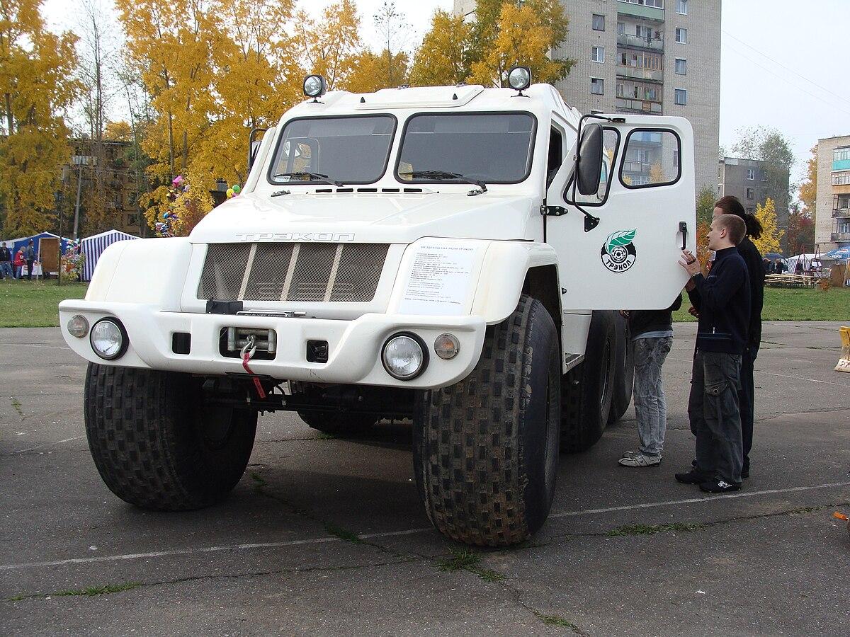 All Terrain Tires >> TREKOL-39294 - Wikipedia
