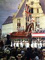 Dendermonde Town hall Verhas Ros Beiaard detail 03.JPG