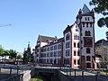 Denkmalnummer A 0362 + B 0021 Dortmund - Hörder Burg am Phoenix-See - Seitenansicht.jpg