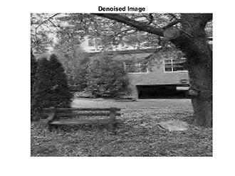 Discrete wavelet transform - Image: Denosied Wavelet