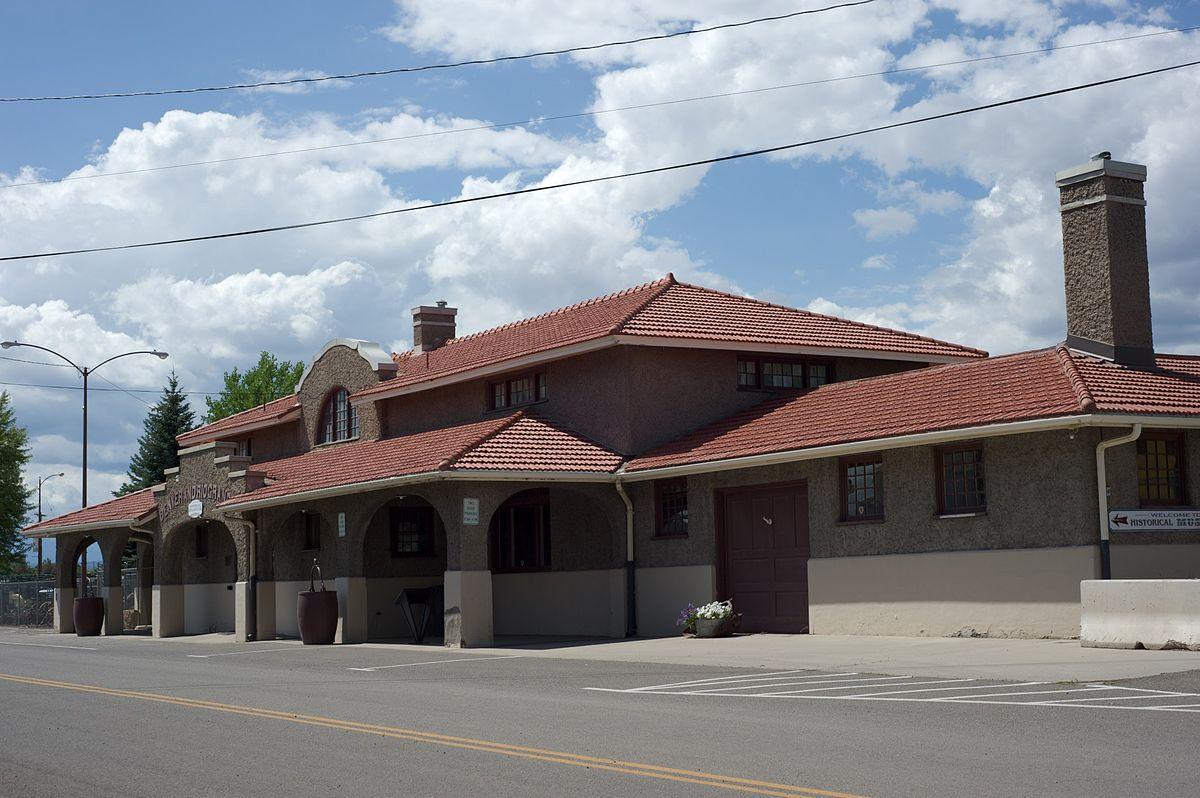 National Railroad Museum >> Denver and Rio Grande Depot (Montrose, Colorado) - Wikipedia